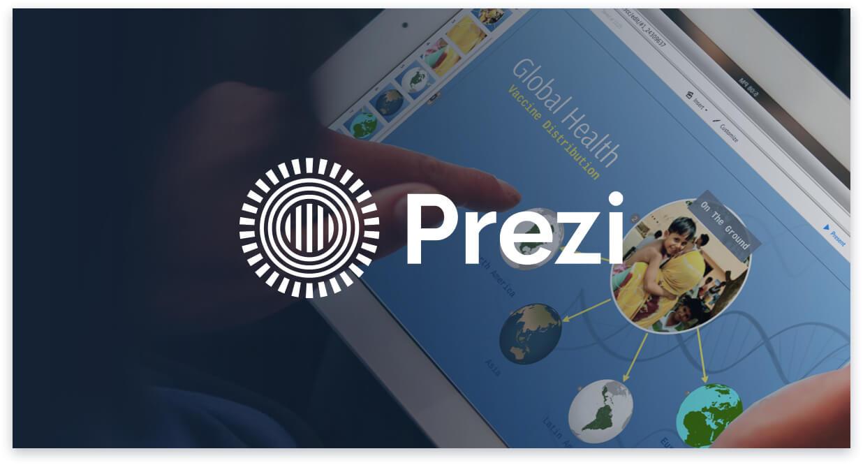 Interactive Powerpoint Template | Presentation Software Online Presentation Tools Prezi